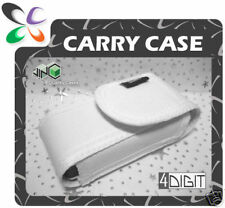 WHITE Carry Case Cover Pouch for Mobile Phone/MP3/MP4