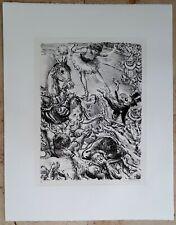 A. Paul WEBER (1893-1980) Lithographie 1987 Nachlass-Signiert ZIRKUSPRINZESSIN