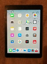 Apple iPad 6th Gen. 128GB, Wi-Fi and Cellular (Vodafone), 9.7in - Space Grey.