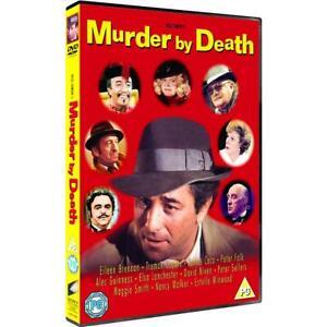 Murder By Death (Eileen Brennan, Truman Capote) New Region 4 DVD