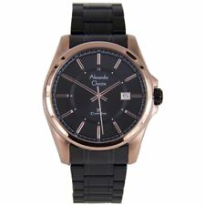 Alexandre Christie Classic Steel Gents Analog Casual Date Watches 8502MDBBRBA