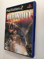 BlowOut - PS2 Playstation 2 Gioco Videogioco