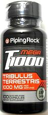 1000mg Tribulus MEGA Extract 100 Capsules 20% Saponins T1000 Max Male Booster