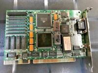 VINTAGE ATI 38800-1 ULTRA MACH8 16 BIT ISA VGA VIDEO CARD P/N 1090011541