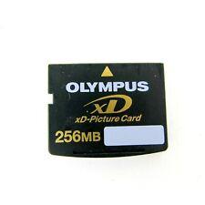 256MB OLYMPUS XD MEMORY CARD PICTURE CARD FUJI FINEPIX/OLYMPUS CAMERAS 256 MB