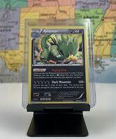 SHIPS SAME DAY Pokemon Card NM/M Tyranitar 56/124 Holo Dark Type 2016 Rare