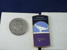 HOLLAND AMERICAN LINE ALASKA  PIN