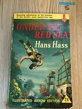 UNDER the RED SEA , Hans HASS. Vintage Book.