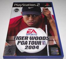 Tiger Woods PGA Tour 2004 PS2 PAL *Complete*