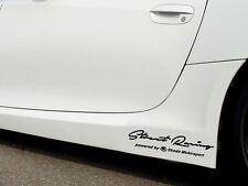 Street Racing by Skoda Motorsport Aufkleber Sticker Sports Mind Limited Edition