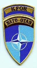 Aufnäher KFOR Army Patch Nato Armee