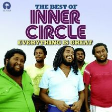 Inner Circle Best Of-Everything Is Great CD NEW SEALED 2014 Reggae