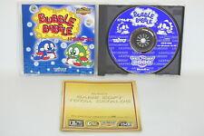 BUBBLE BOBBLE PC Game Windows 95/98 Japan Game pc