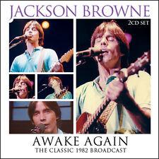 JACKSON BROWNE New Sealed 2019 UNRELEASED LIVE 1982 CONCERT 2 CD SET