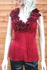 Karen Millen Silk Ruffle Tops & Shirts for Women