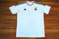 REAL MADRID HOME FOOTBALL SHIRT 2013/2014 JERSEY CAMISETA TRIKOT MAILLOT LARGE