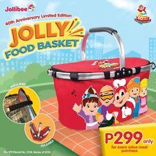 2018 Jollibee Chicken Picnic Bag Philippines Rare Not KFC