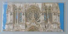France 2011 bloc souvenir 58 neuf luxe ** sous blister cathédrale de reims