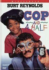 Cop and a Half 0025192051128 With Sammy Hernandez DVD Region 1