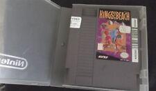 Nintendo NES Game King Of The Beach