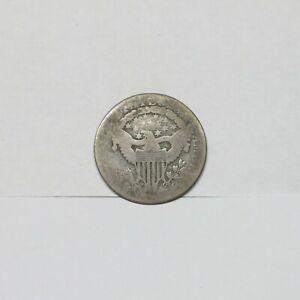 1807 10C Draped Bust Silver Dime