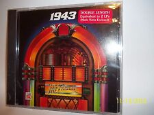 NEW SEALED Time Life Your Hit Parade 1943 HARD TO FIND HTF BUY IT