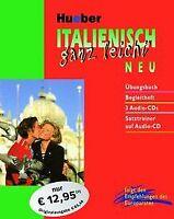 Italienisch ganz leicht. Neu. 4 Audio-CDs m. Übungsbuch ... | Buch | Zustand gut
