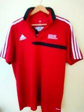 Adidas Australian Grand Prix Corporation Melbourne Red Polo Shirt Sz XL