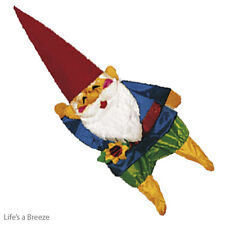 Gnome  Windsock. For Telescopic Flag Poles. Camping Festivals.