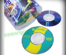 NEW 50pcs DVD-R DVDR BLANK DISCS RECORDABLE  DVD Disc 8X 1.4GB for Video Cameras