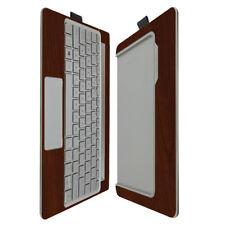 Skinomi Dark Wood Skin Protector for HP Envy 8 Note Keyboard Only
