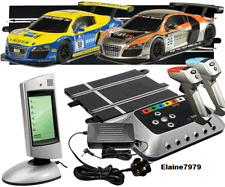 Scalextric Digital Conversion Kit Including 6 Car Power Base & 2 Cars Brand New