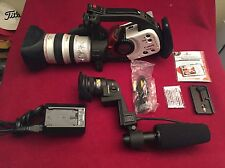 Canon XL1S MiniDV 3CCD Professional Digital Camcorder