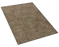 Soft and Cozy Chocolate Chip Area Rug Carpet Available in Many Sizes and Shapes