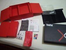 Lenovo ThinkPad X1 Carbon SCATOLA, BOX, CASE