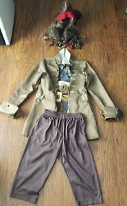 Jack Sparrow Disney/'s Pirates of the Carribean Economy Boy/'s Costume