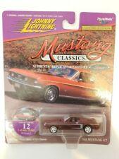 Johnny Lightning Mustang Classics 1968 Mustang Gt