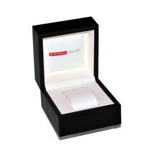 Authentic Swiss Army Watch Presentation Box All Papers