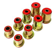 Energy Suspension Control Arm Bushing Set Red Front for 75-79 Camaro # 3.3105R