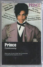 Prince - Controversy CASSETTE TAPE 2016 - SEALED new copy