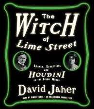 Witch of Lime Street Séance, Seduction, & Houdini in Spirit World *NEW*FAST SHIP