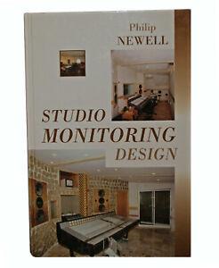 STUDIO MONITORING DESIGN - PHILLIP NEWELL - FOCAL PRESS