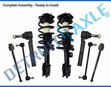 New 8pc Complete Front Quick Strut & Spring Suspension Kit for G6 Malibu & Aura