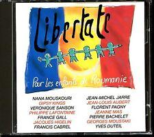 LIBERTATE POUR LES ENFANTS DE ROUMANIE - CD COMPILATION [1452]