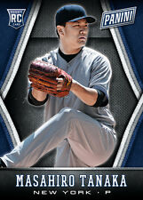 MASAHIRO TANAKA Yankees Panini Promo 2014 National Convention Wrapper Redemption