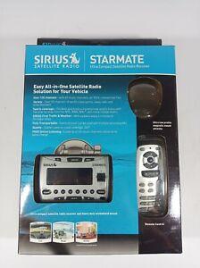 Sirius Starmate ST1 Satellite Radio Receiver