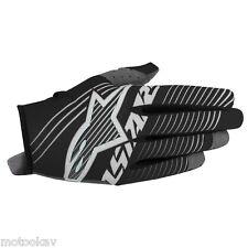 Guanto moto cross ALPINESTARS radar tracker gloves-BLK WHT taglia L
