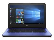 """HP 14-am052nr Celeron N3060 Dual-Core 1.6GHz 4GB 32GB eMMC 14"""" WLED Laptop W10H"""