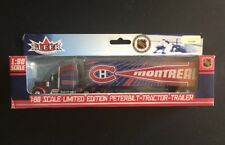MONTREAL CANADIENS Fleer TRACTOR TRAILER NHL 2004  DIECAST TRUCK 1:80 New Le