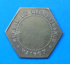 84 Vaucluse Vaison-la-romaine bureau de bienfaisance 1 kilo de pain INEDIT